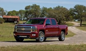 Модельный ряд Chevrolet Silverado расширится в 2014 году, где появится новая отделка высокого уровня, которая будет являться непревзойденной на тот момент.