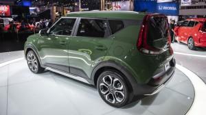 Kia Soul 2020 модельного года