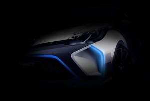 400-hp Toyota Hybrid-R Concept