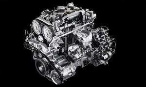 1.75-литровый I4-турбо выдает 137 лошадиных сил на литр, что, в общей сложности, получается 237 лошадиных сил.