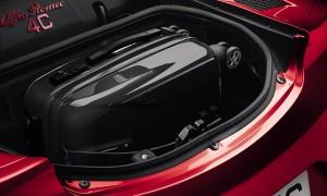 Пространство багажного отделения ограничено, как и в большинстве спортивных автомобилей.