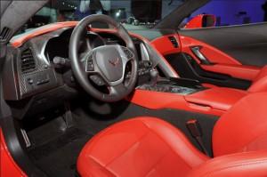 Chevrolet Corvette Stingray 2014 на Detroit 2013