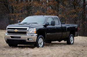 Chevrolet SIlverado 2500 HD Bi-Fuel