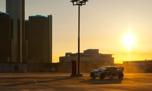 Ford Racing - Ford Fiesta Rallycross
