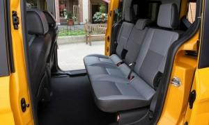 Следующее поколение Ford Transit