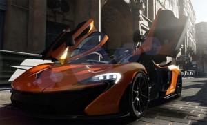 McLaren P1 является одной из звезд, показанных в недавно выпущенном трейлере игры