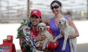 После более чем десяти лет брака пилот IndyCar Дарио Франкитти и актриса Эшли Джадд расстаются.