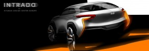 Концепт Hyundai Intrado