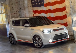 Kia Soul Red Zone 2014