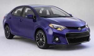Тойота хочет, чтобы Вы думали, что Toyota Corolla 2014 года похожа на ребенка Avalon.