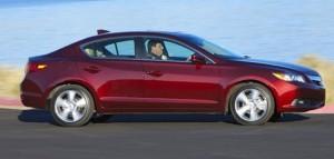 Acural ILX 2014 поступает в продажу во вторник