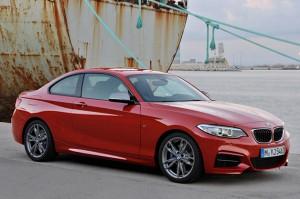 Купе BMW 2-й серии 2014 года