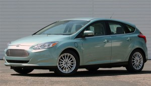 Ford Focus 3 Electric