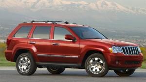 Chrysler отзывает около 300000 Grand Cherokee и Commander