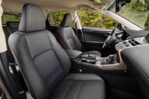 Lexus NX 2015 модельного года