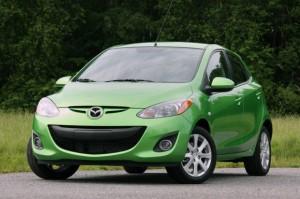 Mazda-2 2015 года