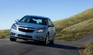 Chevrolet Cruze был оценен, как самое дешевое предложение об арендном договоре в мае.